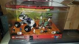 Juguete coleccionable de LEGO Ninjago