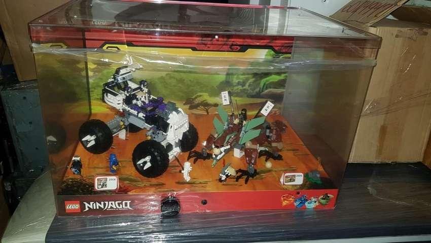 Juguete coleccionable de LEGO Ninjago 0