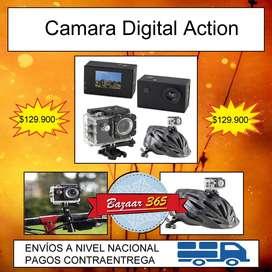 Camara Digital Action