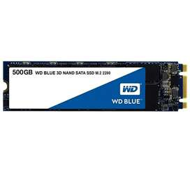 Disco ssd WD 500 gb
