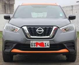 Nissan Kicks 2018 - Caja Manual - 45000km Con Camara Onboard