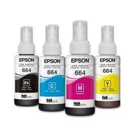 TINTAS EPSON 664