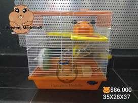 Jaula Hamster 11