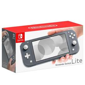 Nintendo Switch LITE NUEVO de paquete! Aceptamos tarjetas de crédito, local en urdesa!