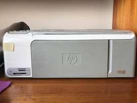Impresora HP ( NO LASER ) PERFECTO ESTADO 100/100 IMPRESORA