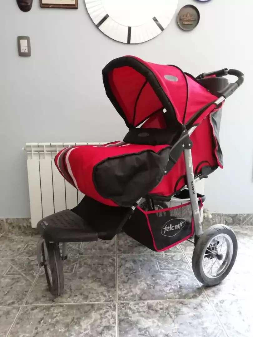 Coche bebé FELCRAFT 3 ruedas. 0
