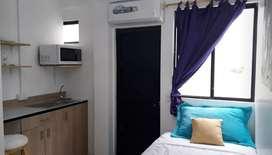 Hermosa suite/estudio