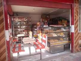 se vende punto de venta de  Panadería