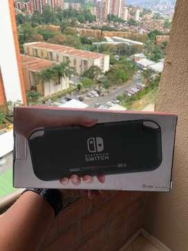 Nintendo Switch Lite Disponibles en Gris y Amarillo
