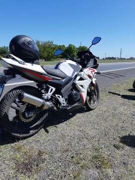 Zanella RX200 Naked 1000km