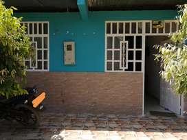 Casa terminada en pto Gaitán meta barrio corpomecavi