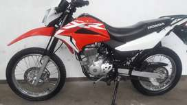 HONDA XR150 2019 FLAMANTE