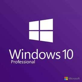 Instalación de Windows 10 Pro, Home..
