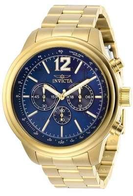 Reloj Invicta Aviator Modelo 28896 Acero Inoxidable hombre