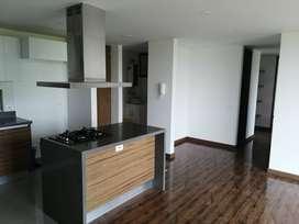 Vendo hermoso apartamento,  vive en completa tranquilidad cerca a la naturaleza, zona social amplia, cocina tipo isla