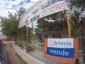 Vendo propiedad con fondo de comercio en Rincón de los Sauces.