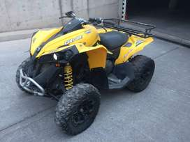 Renegade Can-Am 800R 2013