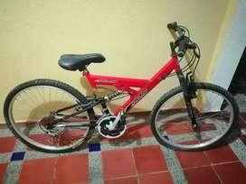 Bicicleta adulto usada