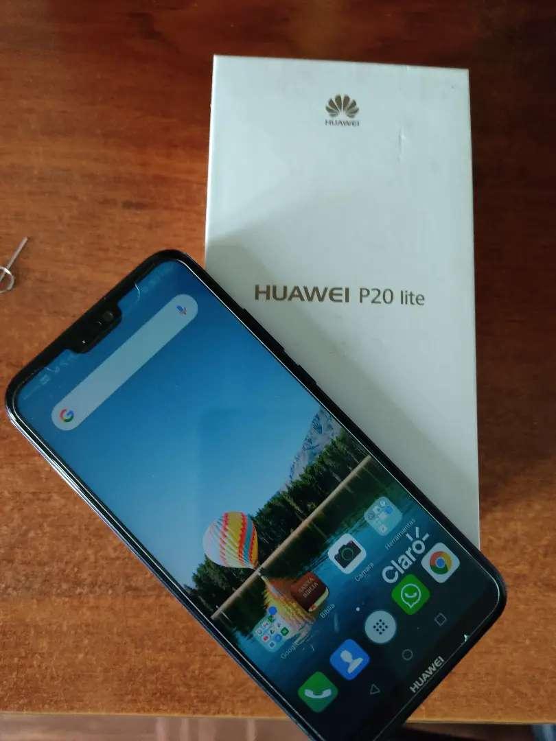 Cyber Promo Huawei P20 Lite Prácticamente Nuevo Aprovecharlo.