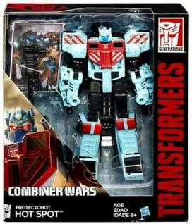 Transformers Combiner Wars Hot Spot