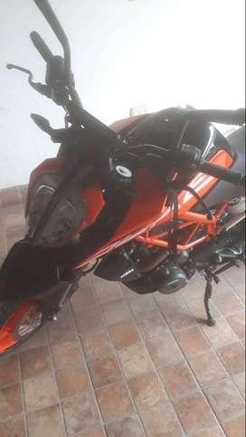 MOTO KTM DUKE 390 2019 - IMPECABLE
