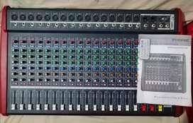 Consola de 16 canales a un excelente precio.