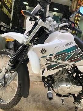 Vendo moto XTZ 125 yamaha