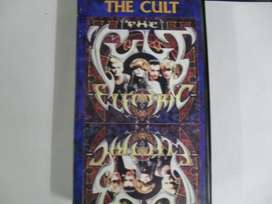VHS THE CULT