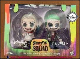 Araneo - Box Set Suicide Squad The Joker Harley Quinn - Hammer Version