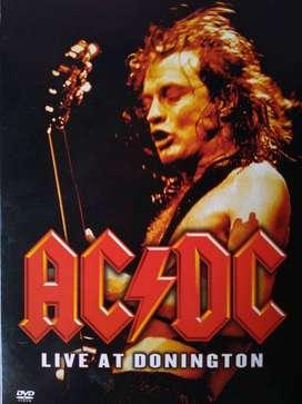 ACDC - Live At Donington (DVD Original)