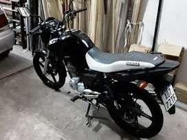 Vendo Honda New CG Titan