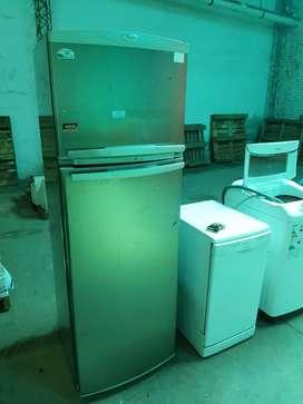 Heladera Whirlpool No frost Refrigerador/Freezer