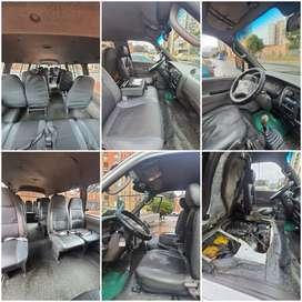 Se vende camioneta Kia Pregio 2008