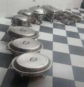 Samobar 11 piezas, en acero industrial
