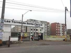 Vendo Departamento Nuevo en Santa Clara