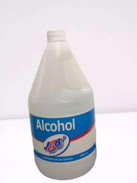 Alcohol antiséptico JGB original