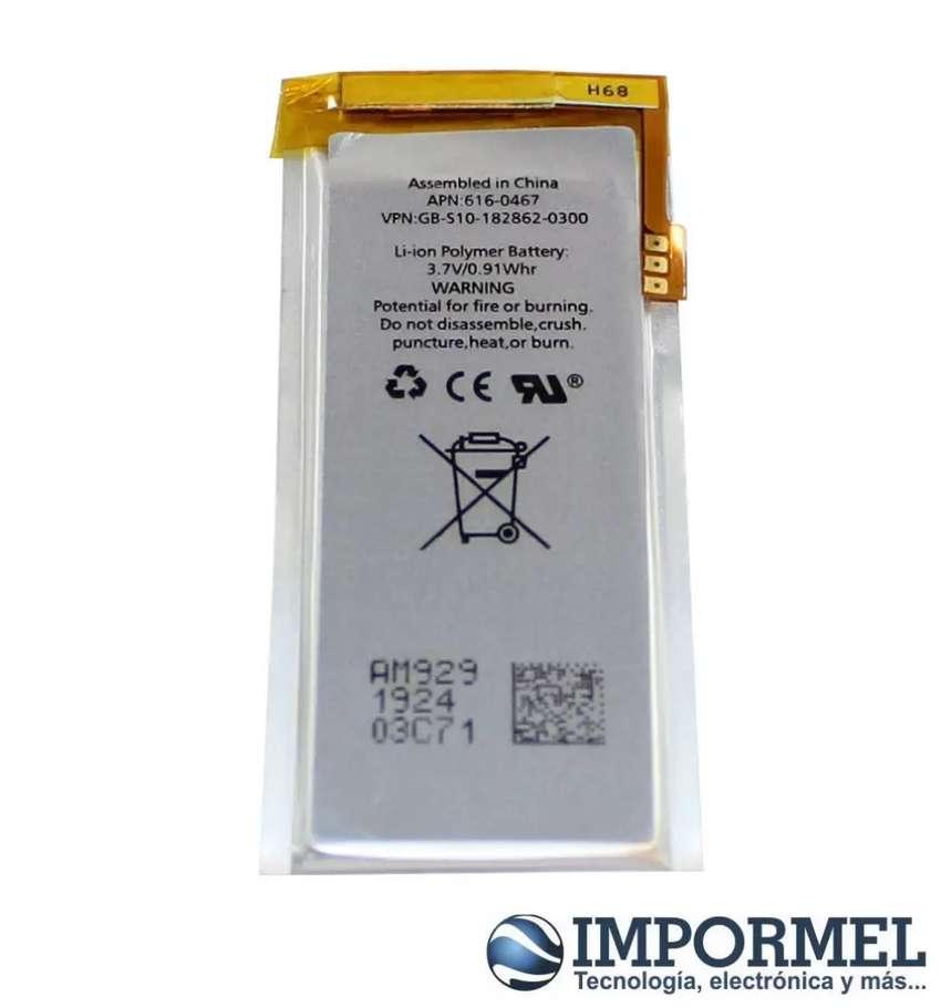 Bateria Apple iPod Nano 4 4g 3.7 V 0.91 Whr 0