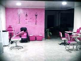 Se vende montaje de peluqueria