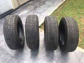 Cubiertas Pirelli Scorpion Atr 225/65/17