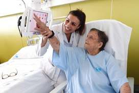 Atencion a paciente en casa
