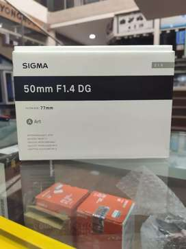 Sigma 50 mm F1.4 para Sony Canon o Nikon