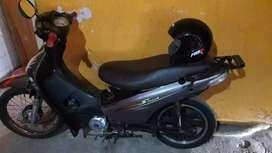 Moto Cerro 110 2011