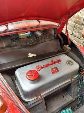 Vendo Wolkswagen Escarabajo Mod53