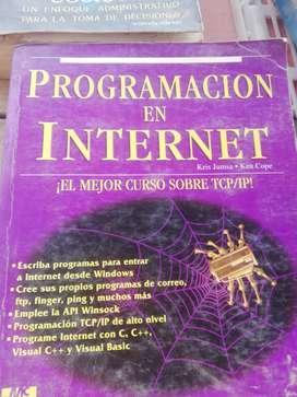 Vendo Varios libros de buenas editoriales y útil para carreras medias de tecnología