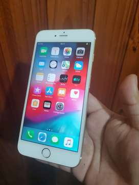 Iphone 6 plus libre  de fabrica memoria de 64gb