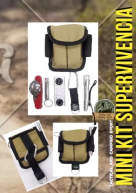 MINI KIT DE SUPERVIVENCIA