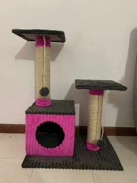Venta de gimnasio para gatos