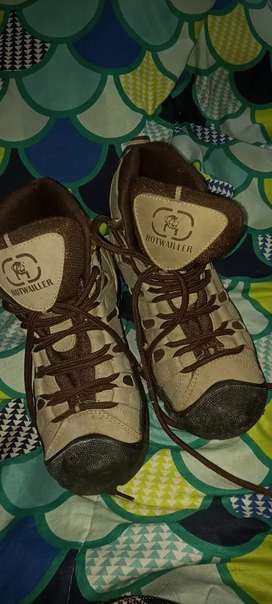 Ganga lindas botas marca Roswailer
