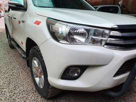 Venta Toyota Hilux 4x4 SRV
