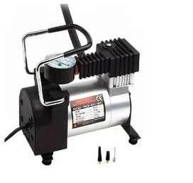 Compresor Inflador  de neumáticos de aire vehiculos 12V llantas